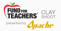 Fund for Teachers Clay Shoot, hosted by Apache